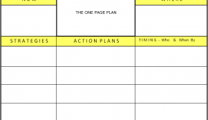 one-page-plan
